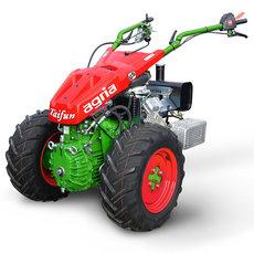 Einachsschlepper: Reform - M14 mit elektrohydraulischer Fahrantriebsverstellung 16 PS (Grundmaschine ohne Anbaugeräte)
