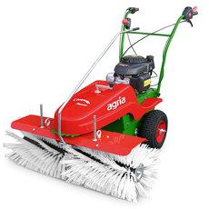 Kehrmaschinen: agria - agria 7100 Cleanstar premium (grobe Borsten, Preis ohne Triebräder)