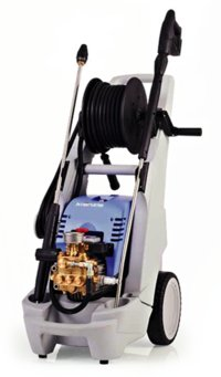 Kaltwasser-Hochdruckreiniger:                     Kränzle - bully 980 TS