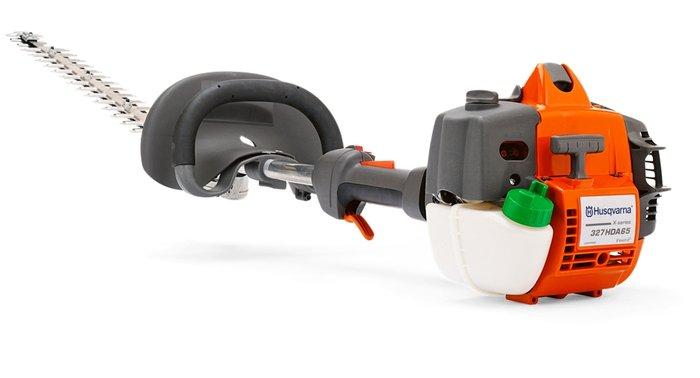 Gebrauchte                                          Heckenscheren:                     Profi Heckenschere - Husqvarna 327HDA65X - extrem hochwertige und robuste Heckenschere - die sich bestens für professionelle Aufgaben eignet *leichtes Gewicht + hohe Leistung* flexible und einfache Bedienung *TOP Produkt* Neumaschine - NICHT (gebraucht)