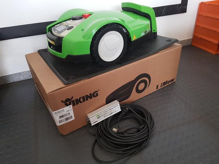 Gebrauchte                                          Mähroboter:                     Viking - iMow MI 632 PC (gebraucht)