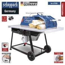 Wippkreissägen: Scheppach - Wox 700 duo Zapfwelle