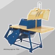 Wippkreissägen: Posch - Rolltisch-Säge mit Zapfwellenantrieb RZE 9