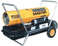 Heiztechnik: SBN - Infrarot Ölheizer Master XL 9