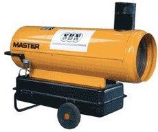 Heiztechnik: SBN - Ölheizer Master B 170 E mit Abgasführung
