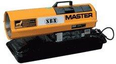 Heiztechnik: SBN - Ölheizer Master BV 110 E mit Abgasführung