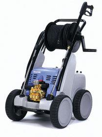 Heißwasser-Hochdruckreiniger: Kränzle - quadro 1500 TS T mit Turbokiller