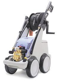 Kaltwasser-Hochdruckreiniger: Kränzle - quadro 899 TS T mit Schmutzkiller