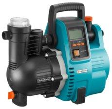 Hauswasserautomaten: Gardena - Premium Hauswasserautomat 6000/6E LCD Inox