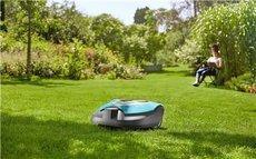 Mähroboter: Gardena - smart SILENO city Set