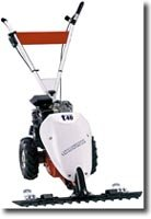 Balkenmäher: Agria - 5400 (Grundgerät ohne Mähbalken)
