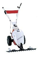 Balkenmäher:                     Tielbürger - t40 (Honda GC135)