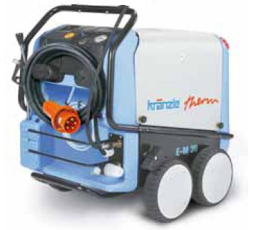 Heißwasser-Hochdruckreiniger:                     Kränzle - therm 875-1