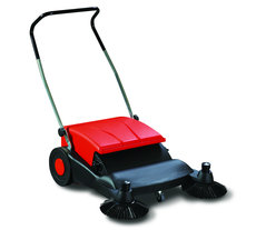 Kehrmaschinen: 								Toro - Power Broom 38700