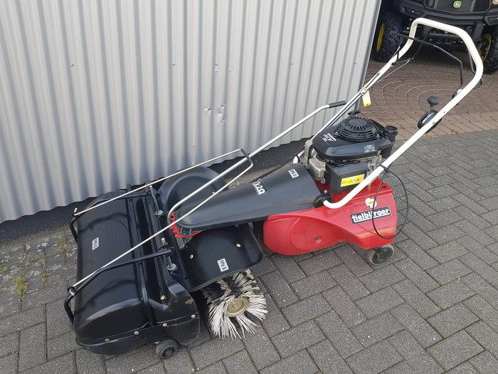 Gebrauchte                                          Kehrmaschinen:                     Tielbürger - tk20 (Honda GCV135) (gebraucht)