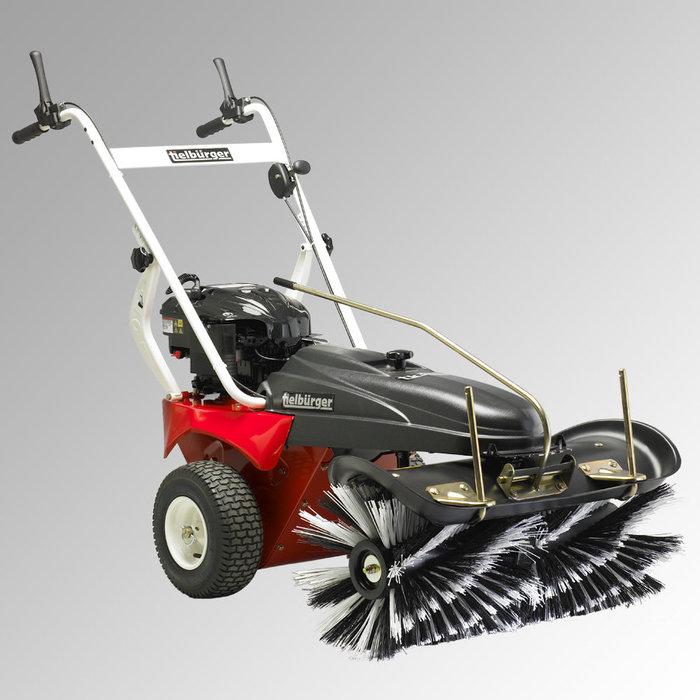 Kehrmaschinen:                     Tielbürger - tk36 professional (Honda GCV160)