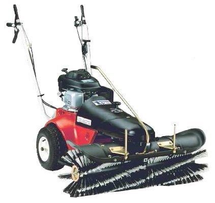 Kehrmaschinen:                     Tielbürger - tk48 (Honda GXV160)