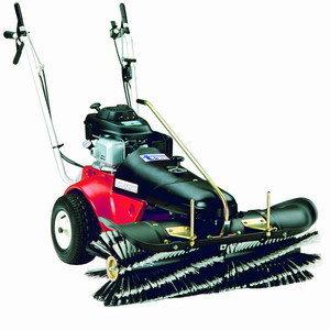 Kehrmaschinen:                     Tielbürger - tk48 hydrostat (Honda GXV160)