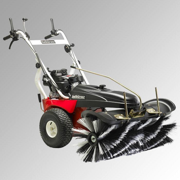 Kehrmaschinen:                     Tielbürger - tk48 professional (Honda GXV160)