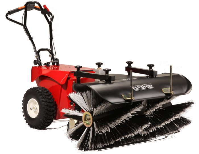 Kehrmaschinen:                     Tielbürger - tk 1100 Kehrmaschine