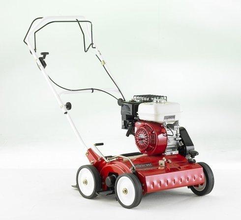 Vertikutierer:                     Tielbürger - tv610 (Honda GX200)