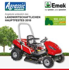 Gebrauchte  Schlegelmäher: AGRASSIC  - TracTec Schlegelmulcher bewährte europäische Spitzen-Qualität schon ab nur 1158,- € (gebraucht)